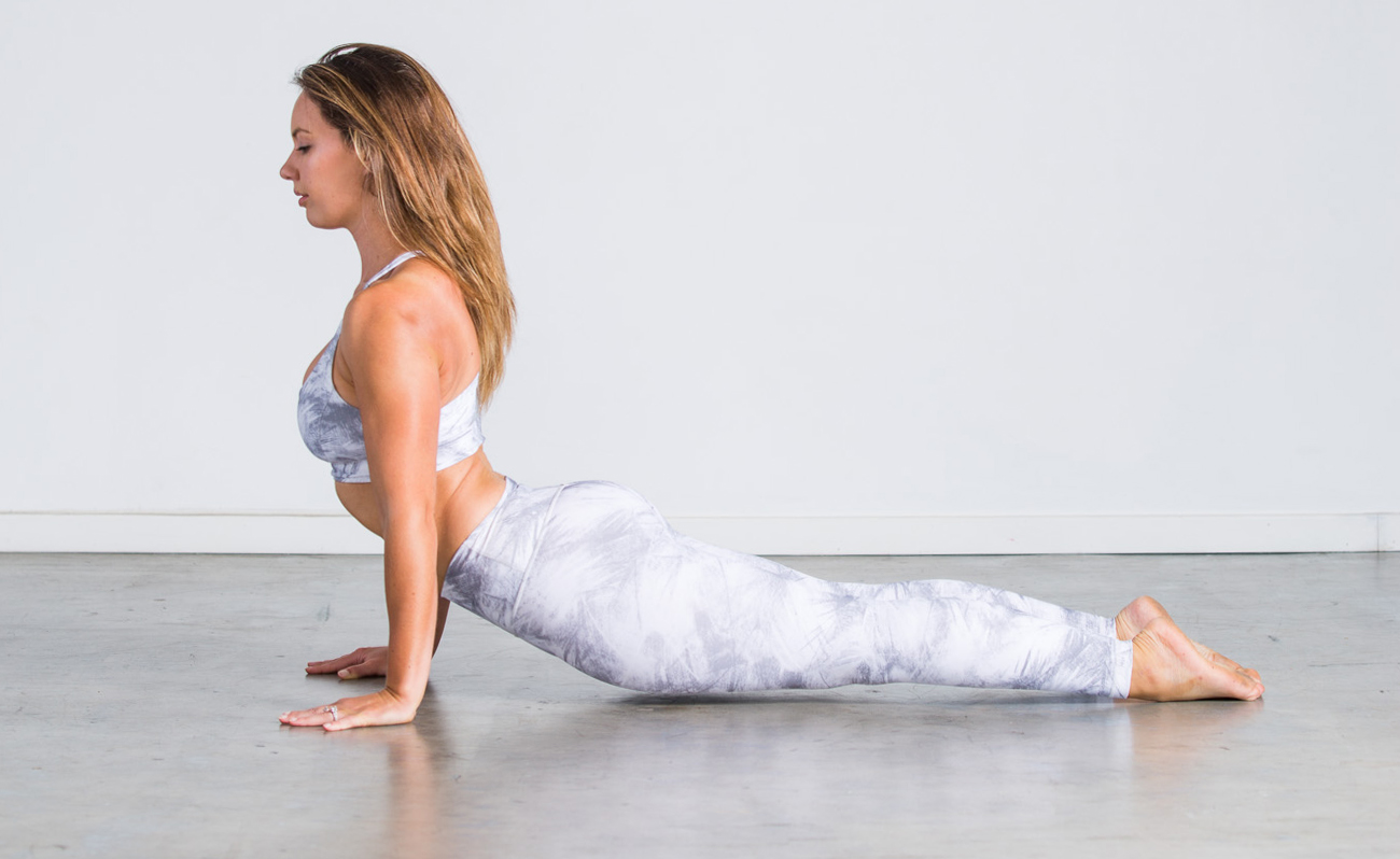 Upward-Facing Dog Pose